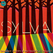 Snarky Puppy & Metropole Orkest ‎– Sylva Vinyl 2LP Impulse! ‎2015 NEW/SEALED