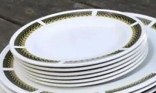 Vintage Retro Midcentury Swinnertons Ironstone Padua Side Plates