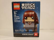 LEGO Harry Potter Brickheadz (41616) Hermione Granger - New in Sealed Box!