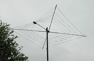 A BRAND NEW  COBWEB ANTENNA TWIN WIRE CUSTOM BUILT 10-12-15-17 AND 20 METERS
