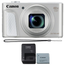 Canon PowerShot SX730 HS 20.3MP Digital Camera Silver