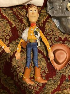 Toy Story Signature Collection Sheriff Woody Talking Figure
