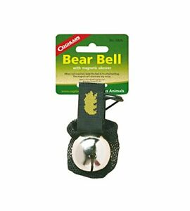 Bear Bell with Magnetic Silencer Multi