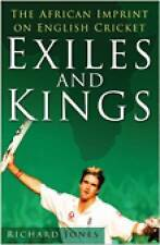 Exiles and Kings: the African imprint on English cricket, New, Richard Jones Boo