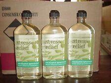 Bath and & Body Works x3 Eucalyptus Spearmint Aromatherapy Body Wash Foam Bath