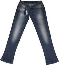 Miss Sixty  Story  Jeans  W29 L32  Stretch  Röhrenjeans  Used Look  NEU