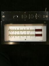 Meter from Vintage Console from 60'TAB TELEFUNKEN SIEMENS WSW (2of 2)