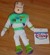 """Disney BUZZ LIGHTYEAR 8"""" Beanbag plush w/Tag Toy Story"""