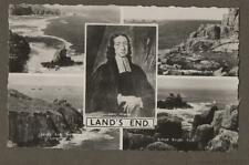 LAND'S END 1962  multiview  postcard n183