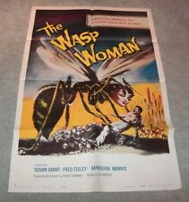 THE WASP WOMAN - ORIGINAL 1959 RELEASE!