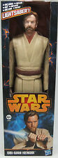 "STAR WARS OBI-WAN KENOBI 12"" FIGURE BRAND NEW IN BOX GREAT GIFT HASBRO"