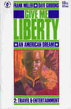 Give me liberty # 2 (of 4) (Frank Miller, Dave Gibbons) (états-unis, 1990)