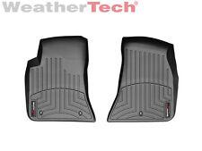WeatherTech FloorLiner for Dodge Challenger - 2011-2014 - 1st Row - Black