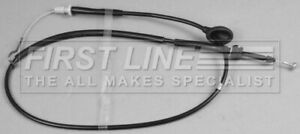 Accelerator Cable fits VOLKSWAGEN GOLF Mk2 1.6 83 to 92 Throttle Firstline New