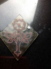 Arts & Crafts Antique Stained Glass