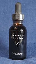 * Nascent Iodine, 1 oz