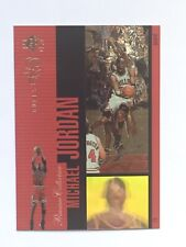 1996-97 Upper Deck UD SP Premium Collection Michael Jordan HOLOVIEW PC5