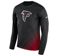 Atlanta Falcons Mens Nike Sideline Legend Team DRI-FIT L/S T-Shirt - Large  NWT