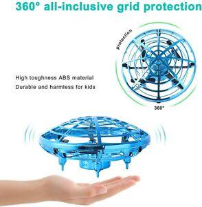 UFO Mini Drohne, UFO Fliegendes Spielzeug Handgesteuerter RC Drone Mini Infrarot
