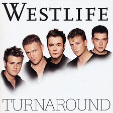 WESTLIFE - TURNAROUND (NEW CD)