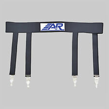 A&R Hockey Garter Belt - Black (New)