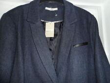 George Cotton Plus Size Button Coats & Jackets for Women