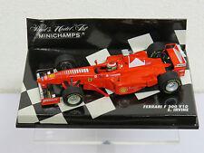 E. Irvine Ferrari F 300 V10  Minichamps Nr: 430980004