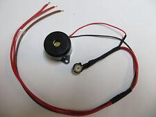 blinker beeper,INDICATOR BUZZER,Buzzer,Volumen Adjustable Tabbert Motorhome