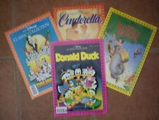 FOUR NEW COMICS (DISNEY CLASSIC COLLECTION ) 1991