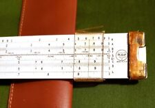Pickett Trainer Slide Rule Model No 120 with Case