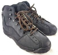 393b2ecd4 Converse The Burner 3B9505 Men Sz 8 Women 10 Blk Waxed Suede Hiking Boots  212-