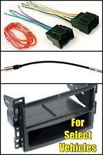 06-12 Chevrolet HHR Single Din Stereo Radio Install Car Dash Mount Kit Combo