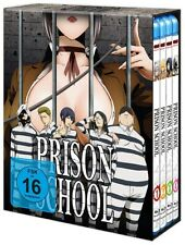 Prison School - Gesamtausgabe - Blu-Ray - NEU