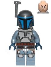 BN LEGO Minifigure Star Wars Jango Fett Bounty hunter mini figure mandalorian