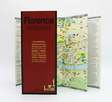 Red Maps Florence CURRENT EDITION - City Travel Guide