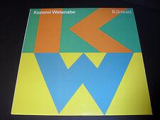 Kazumi Watanabe - Kilowatt - Vinyl LP VG+ Condition
