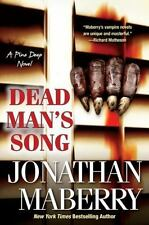 A Pine Deep Novel: Dead Man's Song 2 by Jonathan Maberry (2016, Paperback)