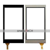 Black Front Touch Digitizer Screen Glass For Garmin Montana 600t 600 650t 650