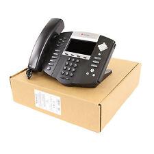 Polycom SoundPoint IP 670 SIP PoE Phone - Bulk New
