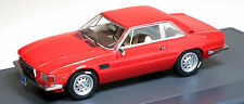 Matrix 1/43 1972 De Tomaso Longchamp Series One Red  RESIN REPLICA 40404-022