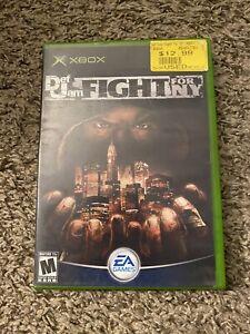 Def Jam: Fight for NY (Microsoft Xbox, 2004)