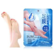 Exfoliating Peel Foot Mask Baby Feet Remove Skin Foot Care Callus Hard Dead A+