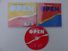 CD ALBUM STEVE HILLAGE Open CDVR2135