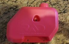 RAD Racing Dynamics Fuel Gas Tank 1.5 L Goped PINK Go ped NEW
