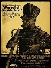 Propaganda Política Militar Defender Patria Soldado Alemania Cartel lv3730