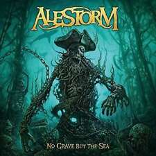 Alestorm - NO TOMBE que the Sea (2 CD médiabook) NOUVEAU CD