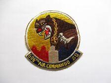 Patch_  US 606th AIR COMMANDO Squadron At Nakhon Phanom RTAFB Thailand PATCH