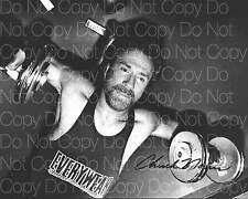 Chuck Norris Signed Walker Texas Ranger 8X10 photo picture autograph RP 1