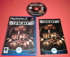 Playstation PS2 Def Jam Fight for NY [PAL FR] Two Fat Slim JRF*
