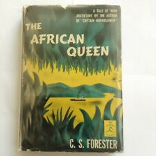 The African Queen - C.S. Forester - Stated 1St Ed - Modern Library 1940 - Vg+